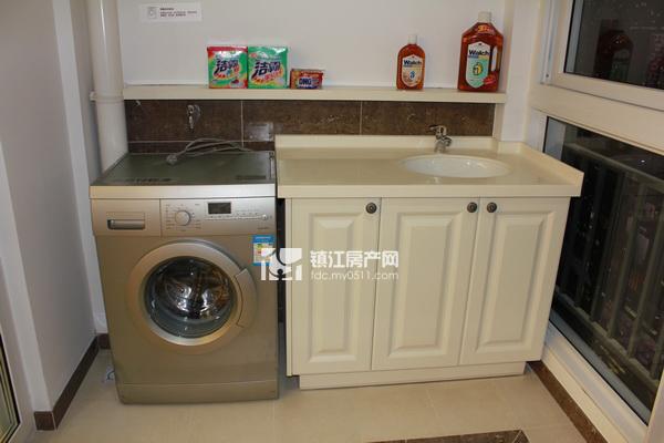 阳台洗衣机台设计图片大全展示