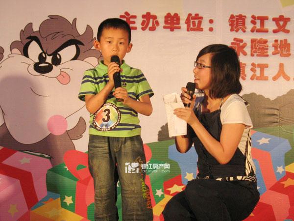 永隆2010红领巾广播台少儿主持人大赛缤纷启幕