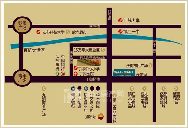 纬五路13号院地图