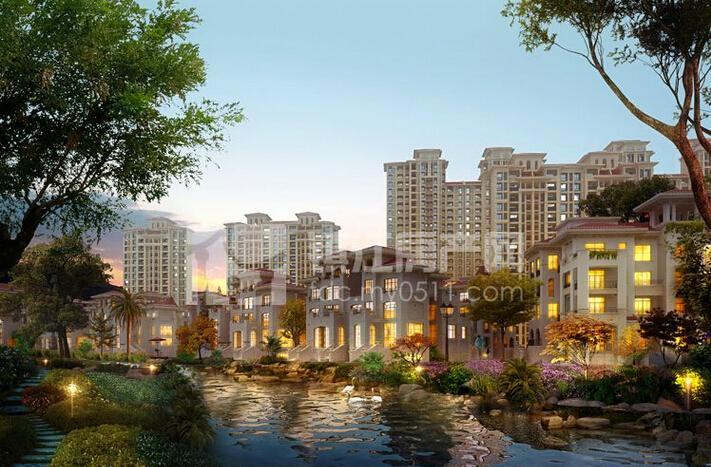 风景城邦,位于镇江南部的丹徒生态新城高尚居住位置,分别以